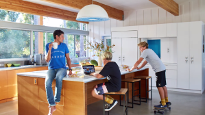 Inside Beastie Boys' Mike D's Malibu House