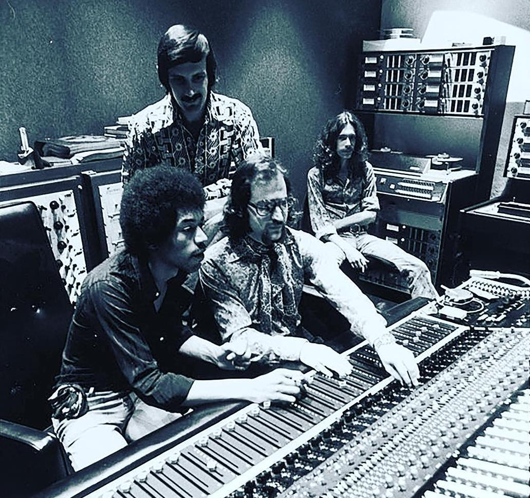 Jimi Hendrix Electric Lady Studios