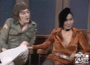 John Lennon Yoko Ono The Dick Cavett Show