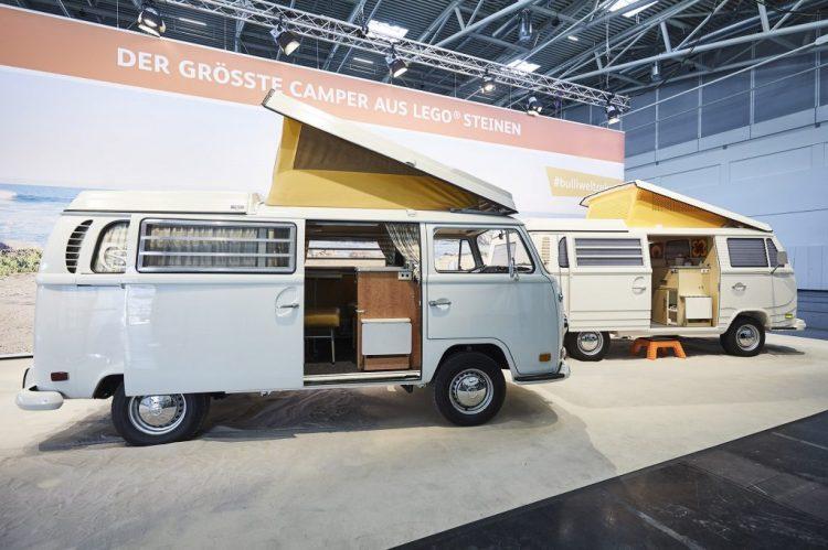 LEGO VW Camper Van Real VW Camper Van