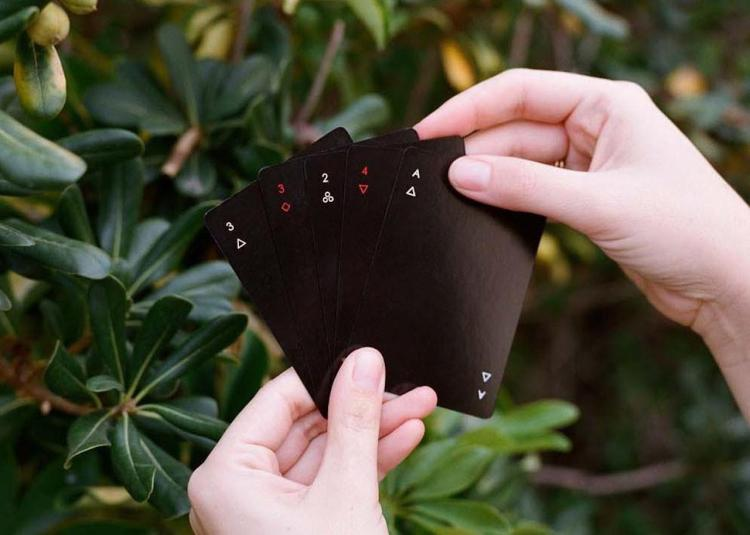 Minim Cards in Hand