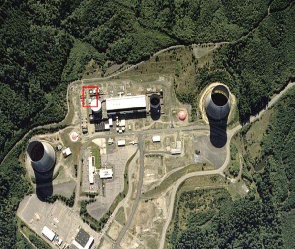 NWAA Acoustic Testing Lab Nuclear Power Plant