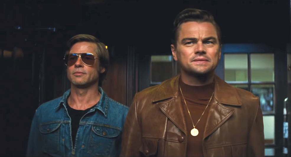 TV Star and His Stunt Double Try to Break Into Film In Quentin Tarantino's 'Once Upon a Time in Hollywood'