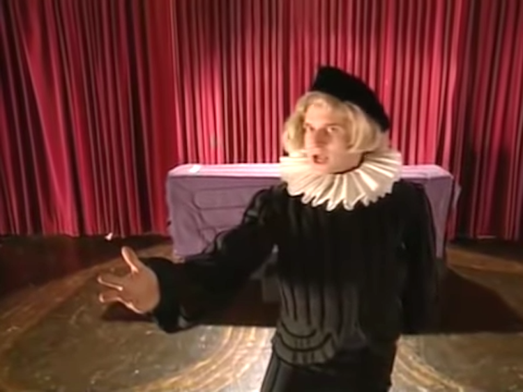 Shakespeare's 'Hamlet' Told as a Two Minute Musical