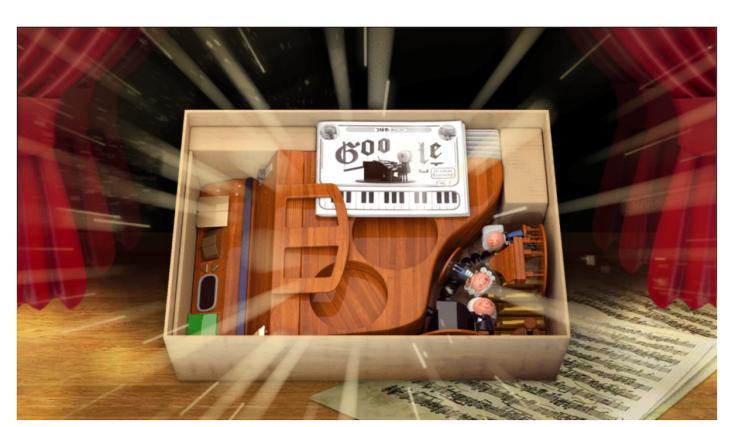 Opening JHB Google Doodle