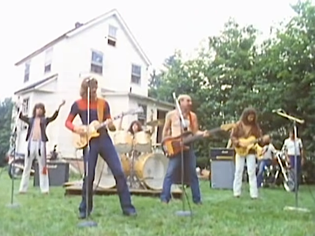 Ram Jam - Black Betty (Official Music Video)