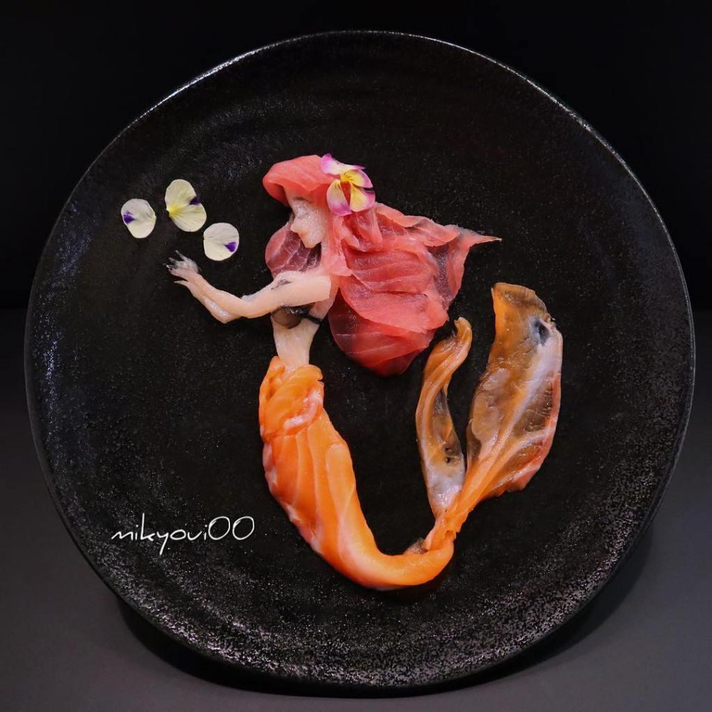 Sashimi Mermaid