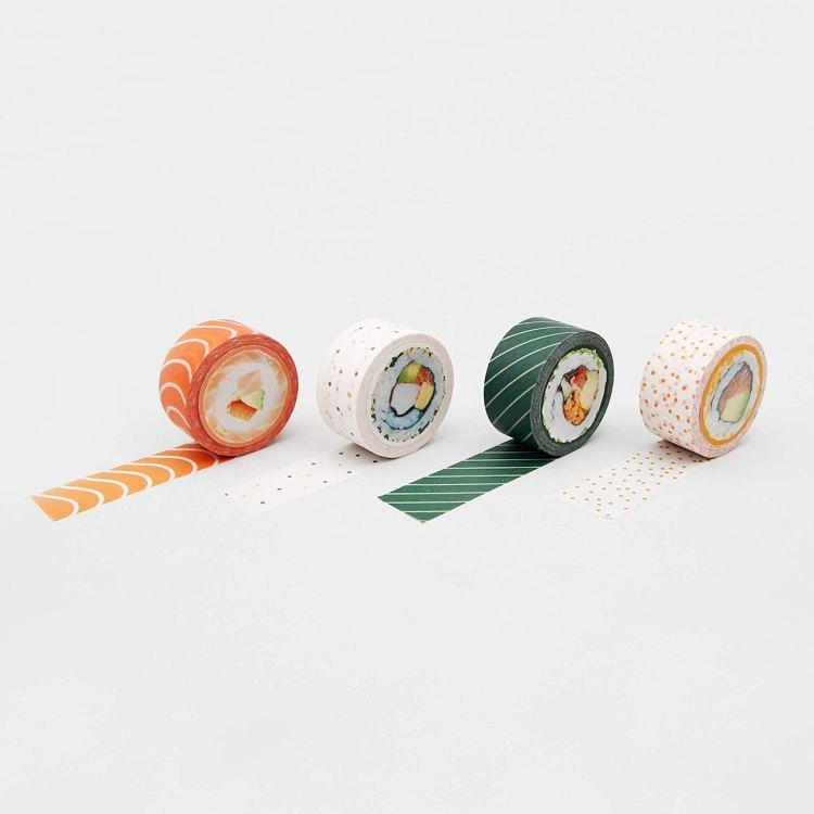 Sushi Tape Rolls