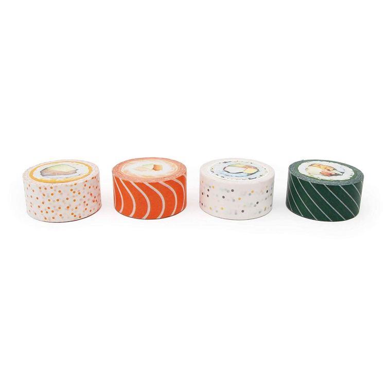 Sushi Tape Unused Rolls