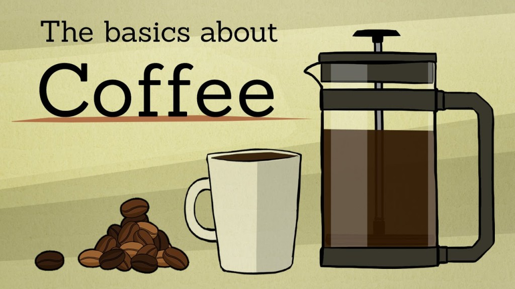 The Basics About Coffee