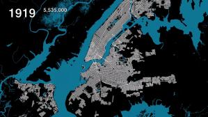 The New York City Evolution Animation