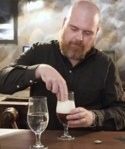 Water vs Beer Heineken Ad