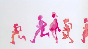 Animation Is All About The Walk