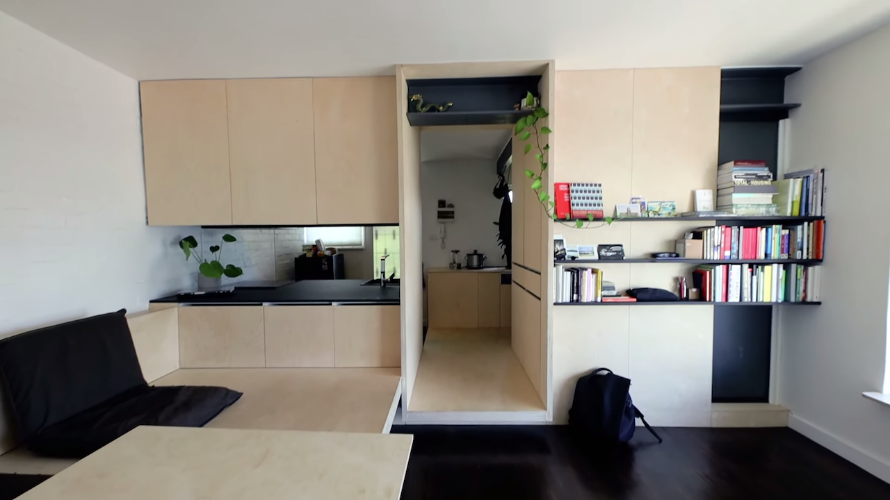 Melbourne Architect Turns Small City Apartment Into Tranquil ...