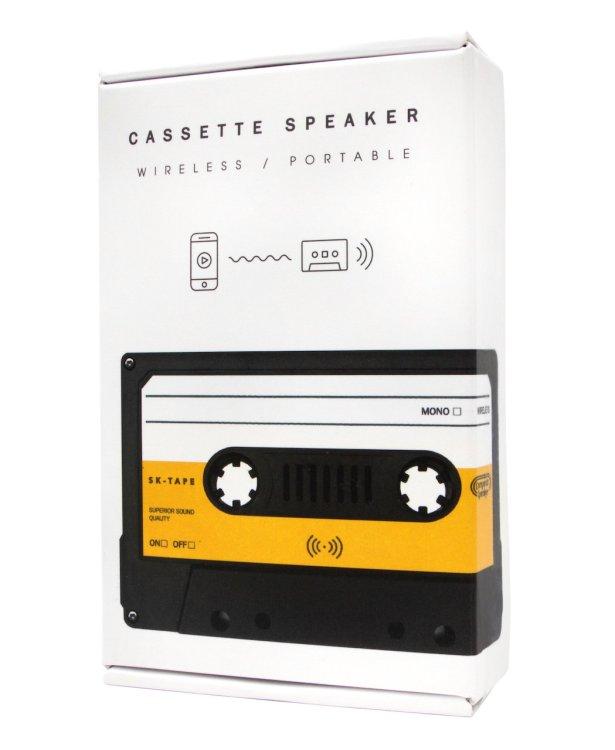 Cassette Speaker SUCK UK Package