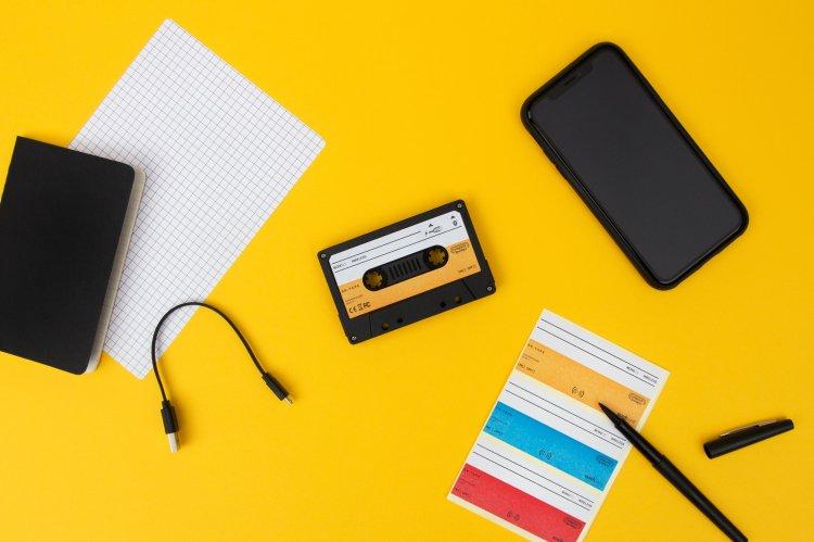 Cassette Speaker SUCK UK