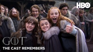 Cast of Game of Thrones Reflect on First 7 Seasons
