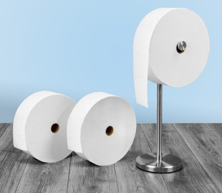 Charmin Forever Stand