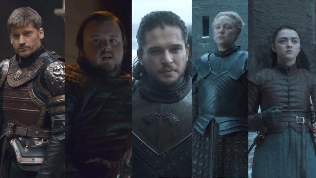 Complete Game of Thrones Recap