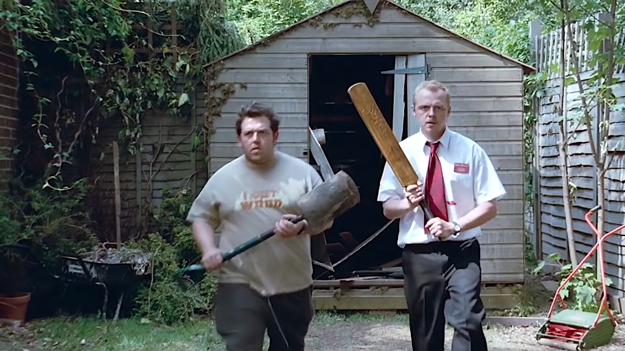 Every Artistic Reference Made in 'Shaun of the Dead'