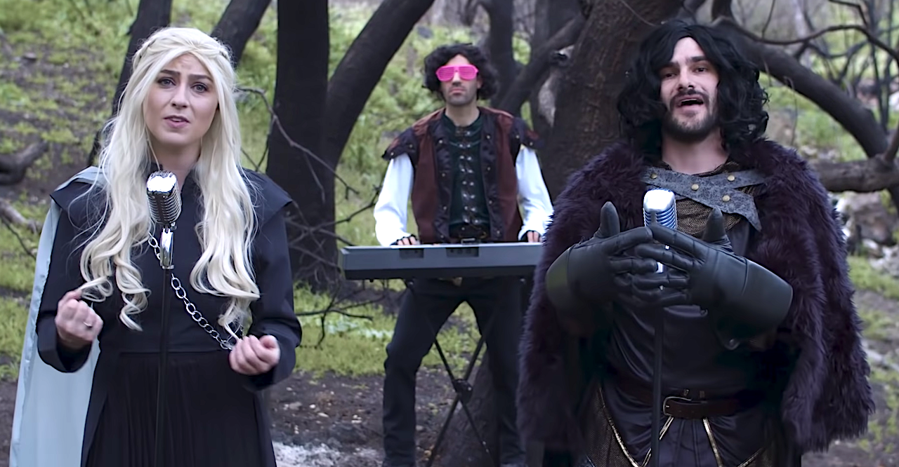 A Comedic Cover of the Game of Thrones Theme Song With Hilarious 'Historically Accurate' Lyrics