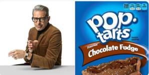 Jeff Goldblum as Pop Tarts