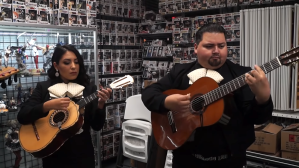 Mariachi Cover of Avengers Theme