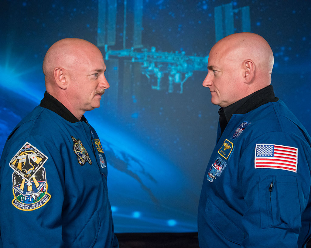 Fascinating NASA Study on How Space Affects Health Using Data From Astronaut Twins Mark and Scott Kelly