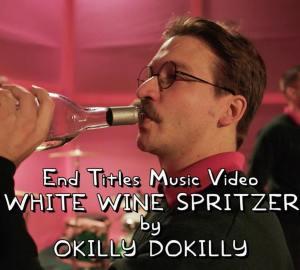 Okilly Dokilly White Wine Spritzer Simpsons