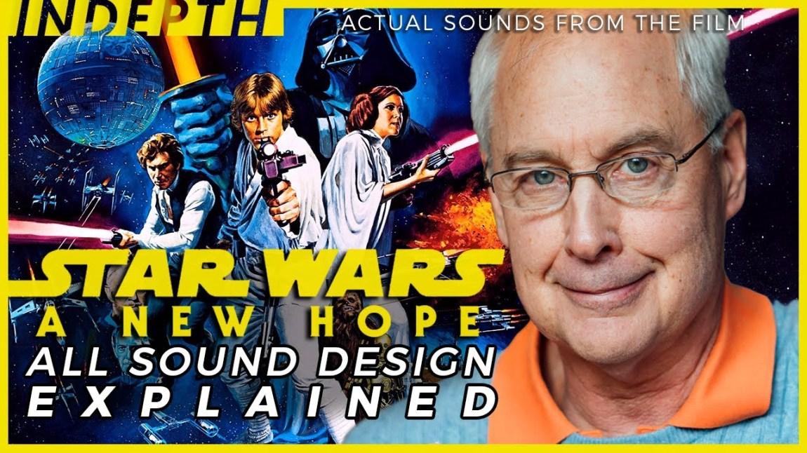 Star Wars A New Hope Sound Design