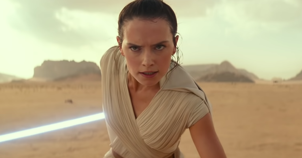 Rey Ascends to Jedi in the Final Film of the Sequel Trilogy 'Star Wars: Episode IX – The Rise of Skywalker'