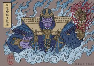Thanos Takumi Toxin