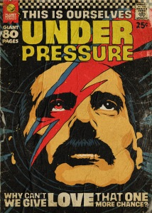 Under Pressure Freddie Mercury Butcher Billy
