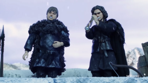 White Walkers For the Watch