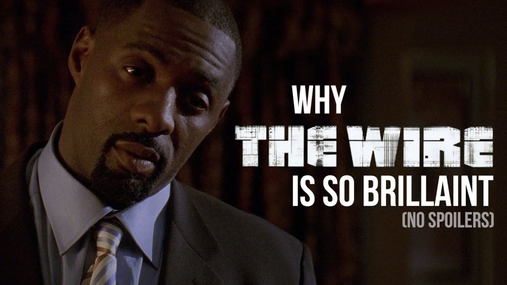 Why The Wire Is So Brilliant