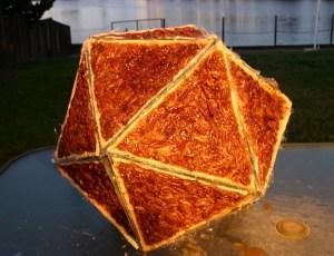 Modular Pie-Cosahedrone Slice