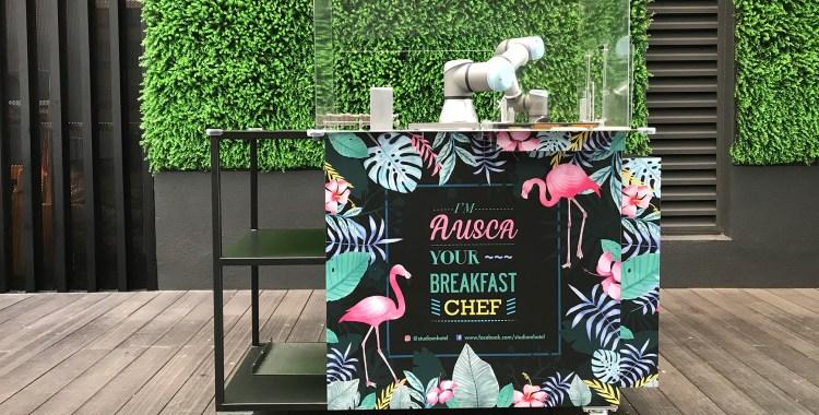 AUSCA Breakfast Chef