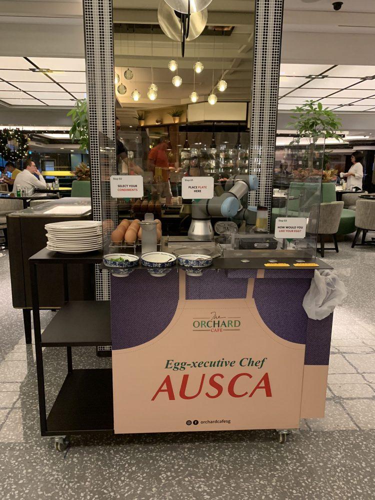 AUSCA Egg-xecutive