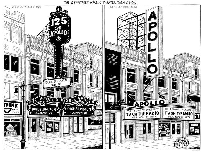 Apollo Julia Wertz Then and Now