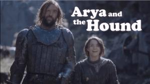 Arya and the Hound Spinoff Lance Krall