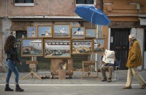 Banksy Venice Biennale