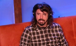 Dave Grohl on Howard Stern