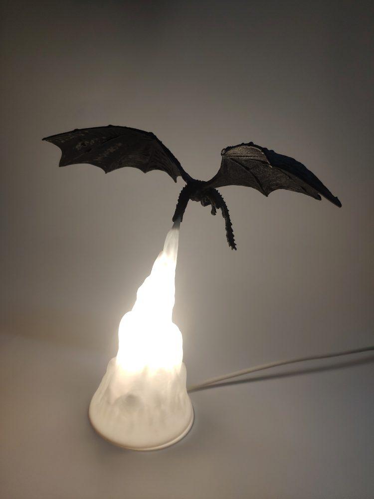 Dragon Fire GoT Lantern