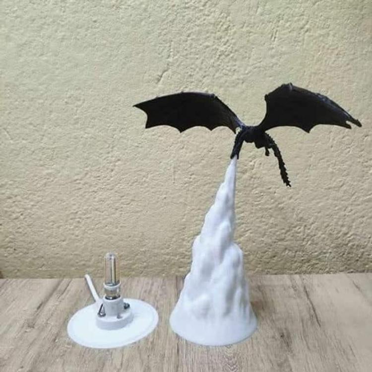 Dragon Ice GoT Lantern