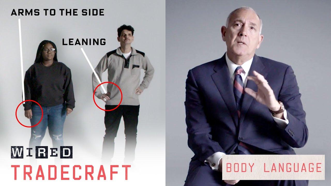 Ex-FBI Agent Explains the Basics of Body Language