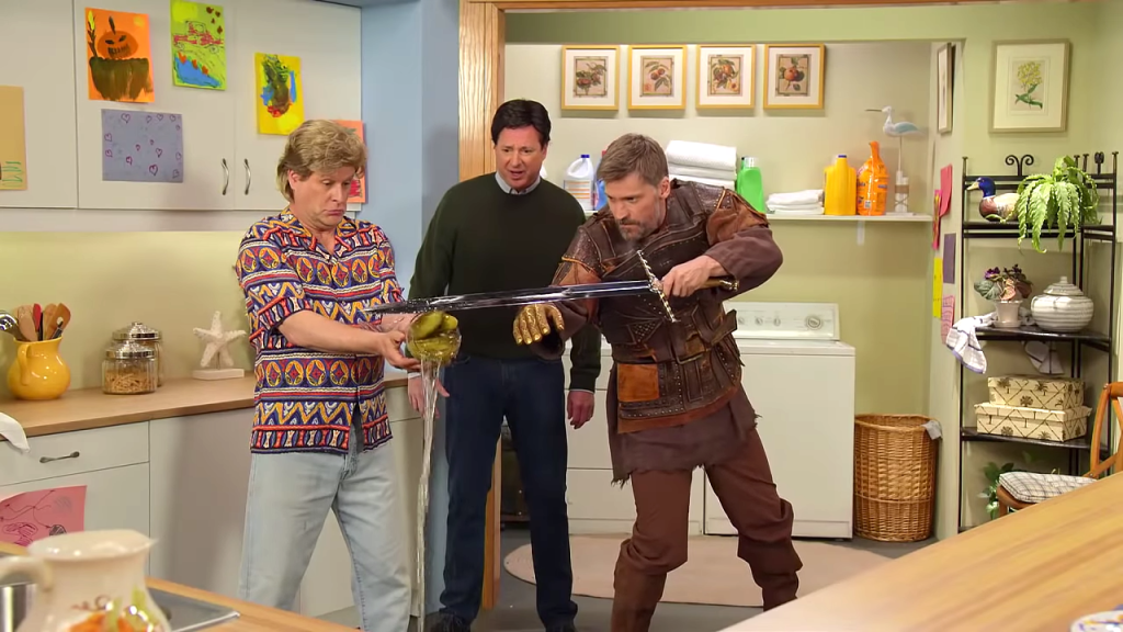 Jamie Lannister Joins Full House