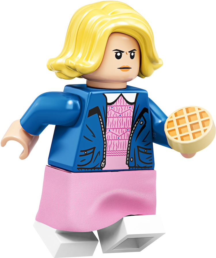 LEGO Stranger Things 11