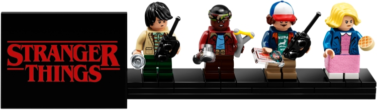 LEGO Stranger Things Kids