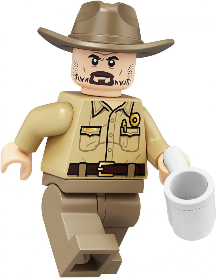 LEGO Stranger Things Sheriff