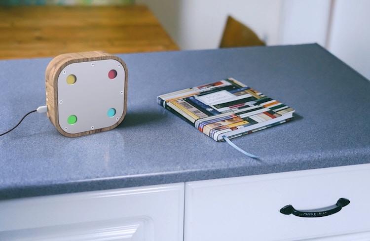 Micro Color Clock